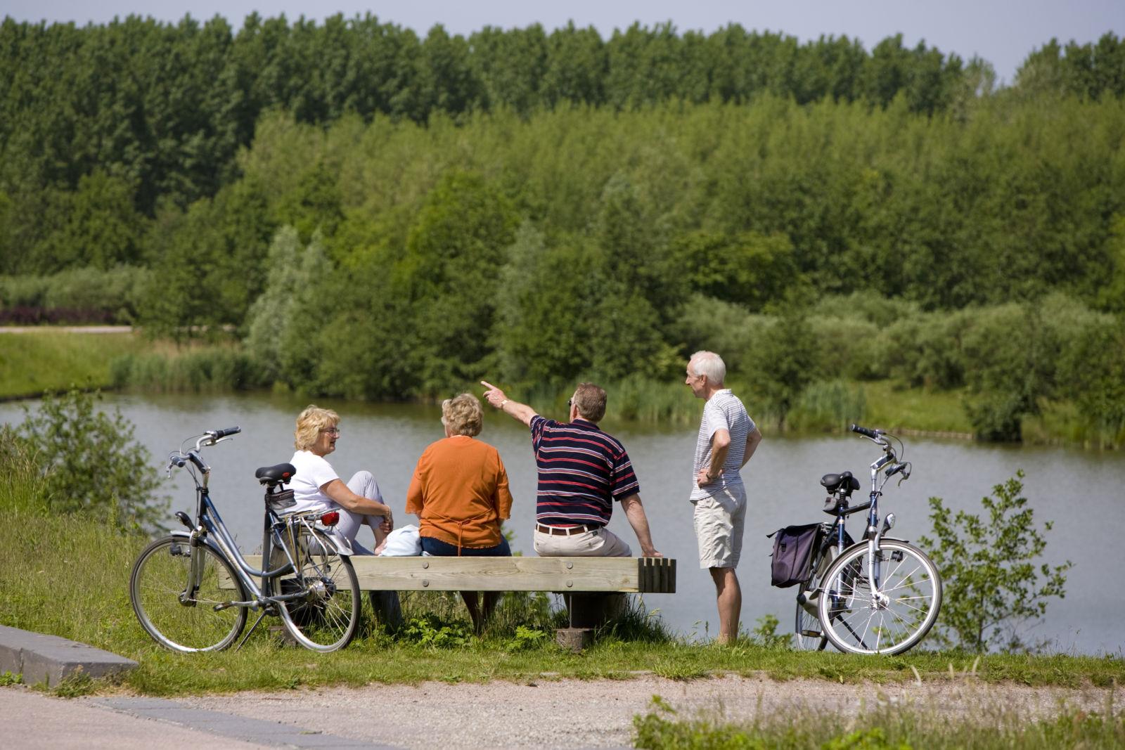 foto Haarlemmermeerse Bos - foto hollandcom